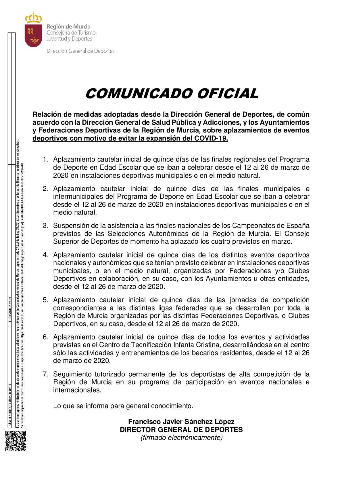Comunicado Oficial Deportes Covid-19.pdf